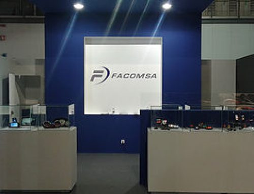 Facomsa exhibits at EICMA show Hall 2 – Stand O07