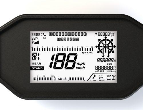 DASH-BOARD ATLANTIC PLATFORM LCD